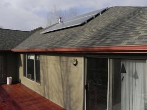 DuBois Home - Solar PV - Sprin 2012