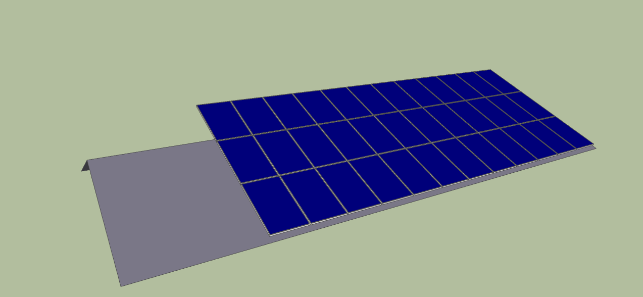 Bimodal Solar Pv Grid Tied Amp Off Grid Combo Close To