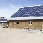 Main Solar Array