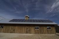solar installation, solar electric system