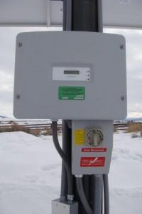 Wisdom Montana Solar Controler