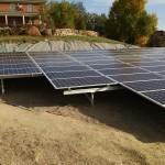 Ground Mount Solar Electric Modules Havre Montana