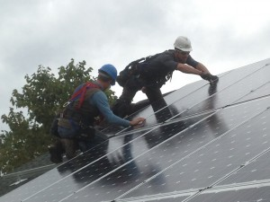 Solar Electric Modules Stevensville Montana