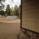 Ground Mount Solar Electric Modules Darby Montana