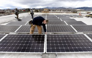Northwestern Energy grant, local donations help youth center install 72 solar panels