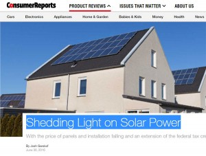 Shedding Light on Solar Power