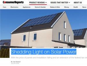 Shedding Light on Solar Power