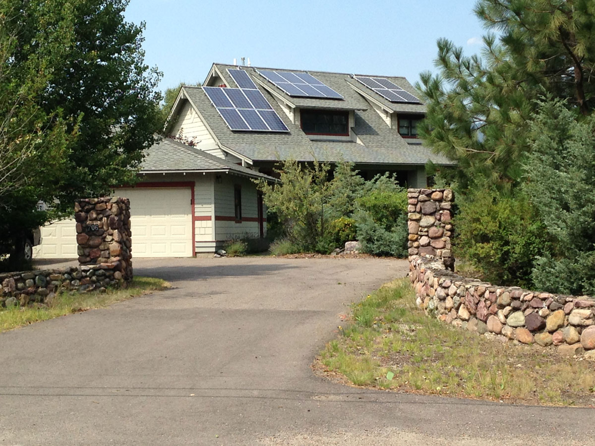 SBS Solar designs and sells residential solar electric power systems in Missoula Montana.