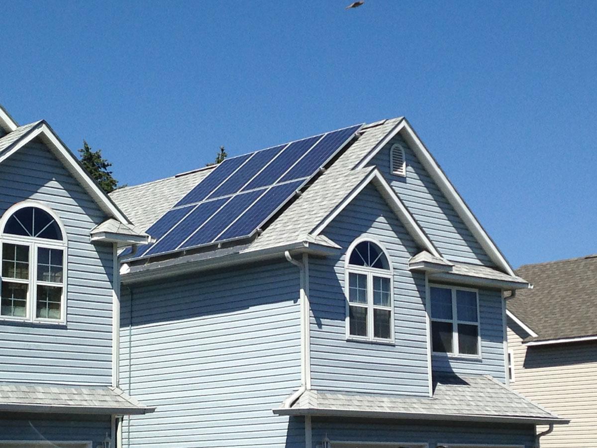 Solar Electric Panels Missoula Montana