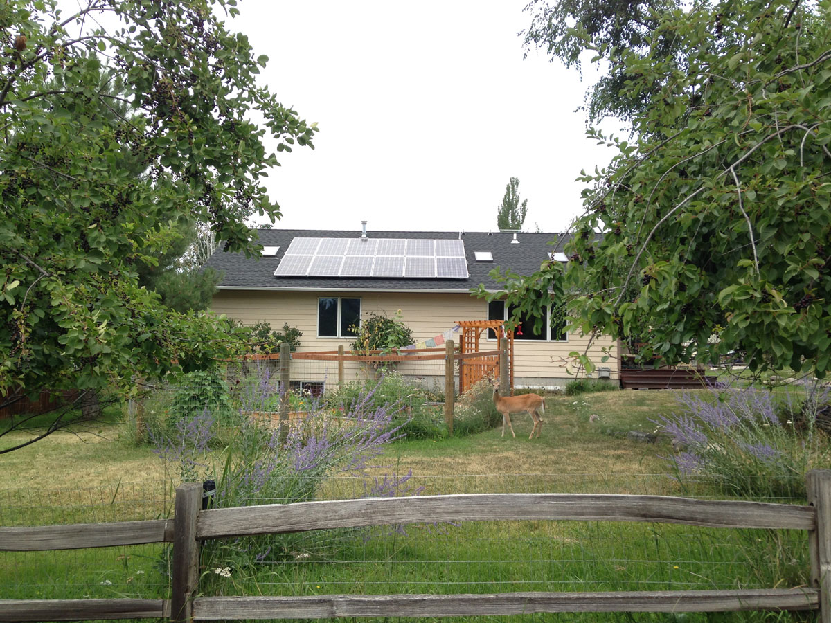 Solarize Missoula is an initiative intended to reduce the cost of solar for homeowners and businesses in Missoula.