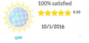 Satisfied Solar Customer Solar Reviews