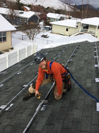 Solar Electric Mounting Structure,Montana solar, solar Montana, Missoula Solar, Missoula renewable energy, solar, photovoltaics, solar installations, energy consultation, solar power, energy, energy electric contractor, energy generation, grid-tie