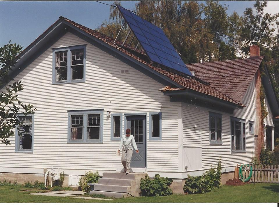 Solar electric system