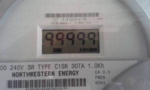 Feed energy back to the grid with NorthWestern Energy Net-Meter.