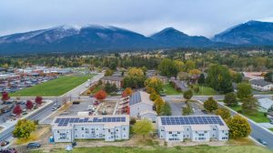 Valley Villas-Solar Electric Hamilton Montana