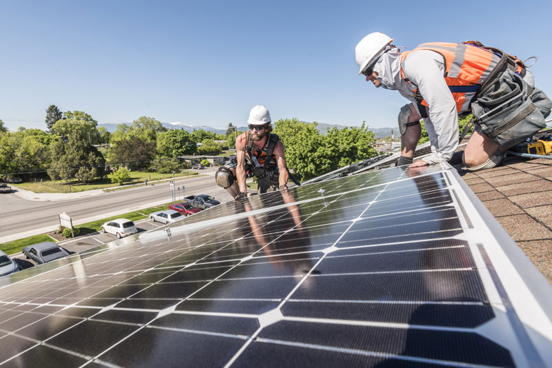 Embedded Energy - Solar Module Manufacturing