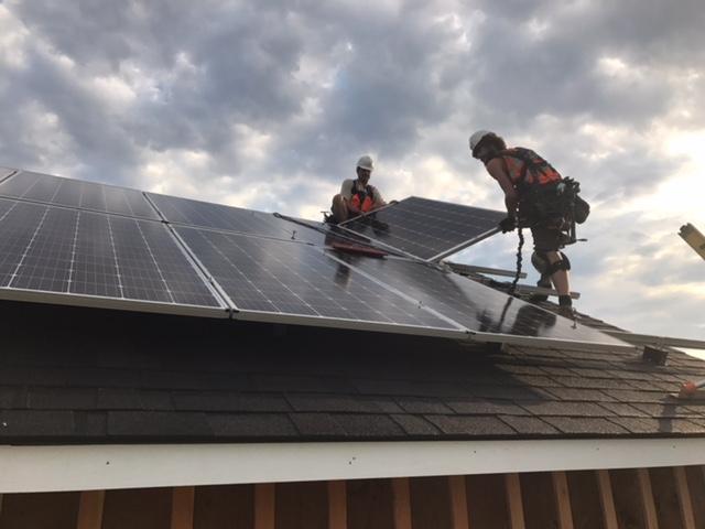 Solar Electric Installation