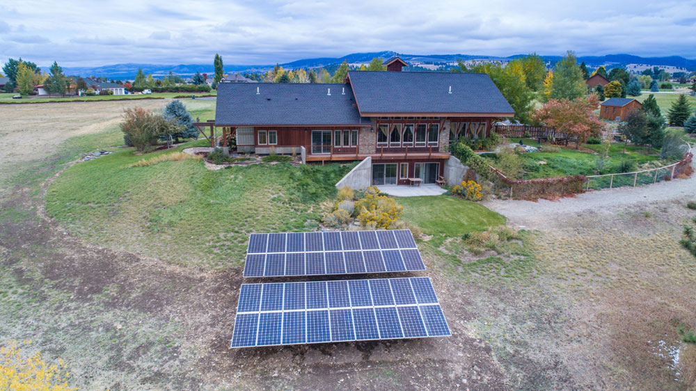 Solar Panels Hamilton Mt