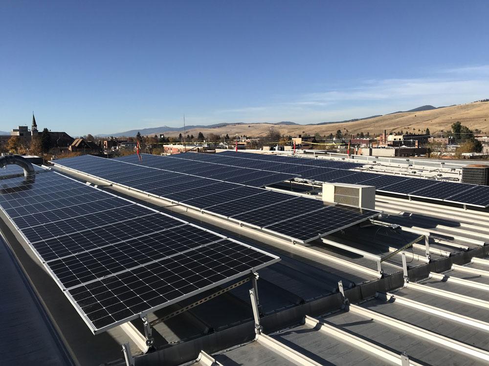 Solar Installation Missoula Montana