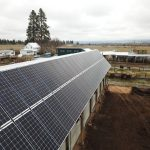 Lifeline Creamery Solar Electric Install