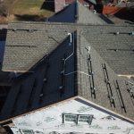 Solar Electric Rail Installation