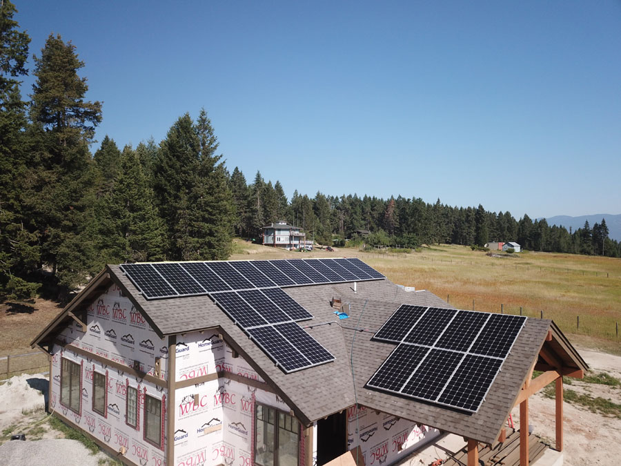 Solar Electric New Construction