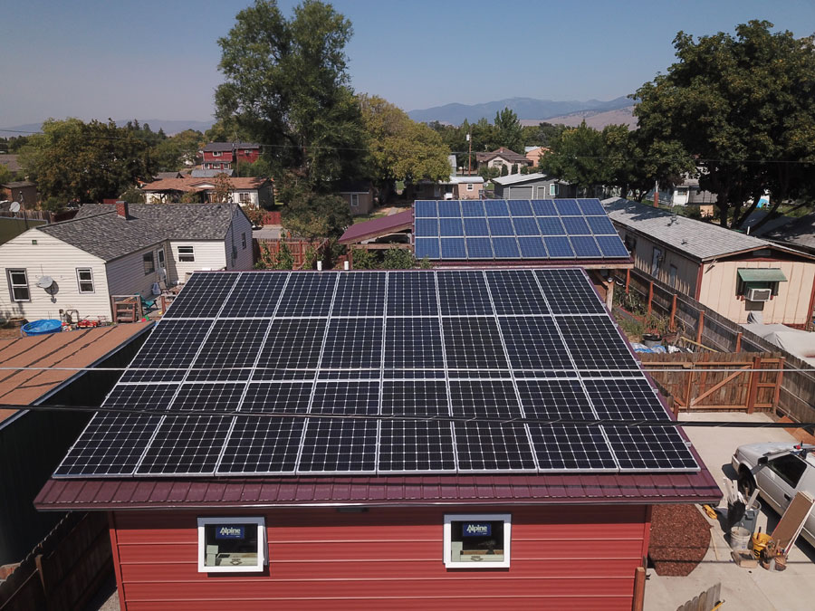 Solar Electric Systems Missoula Montana