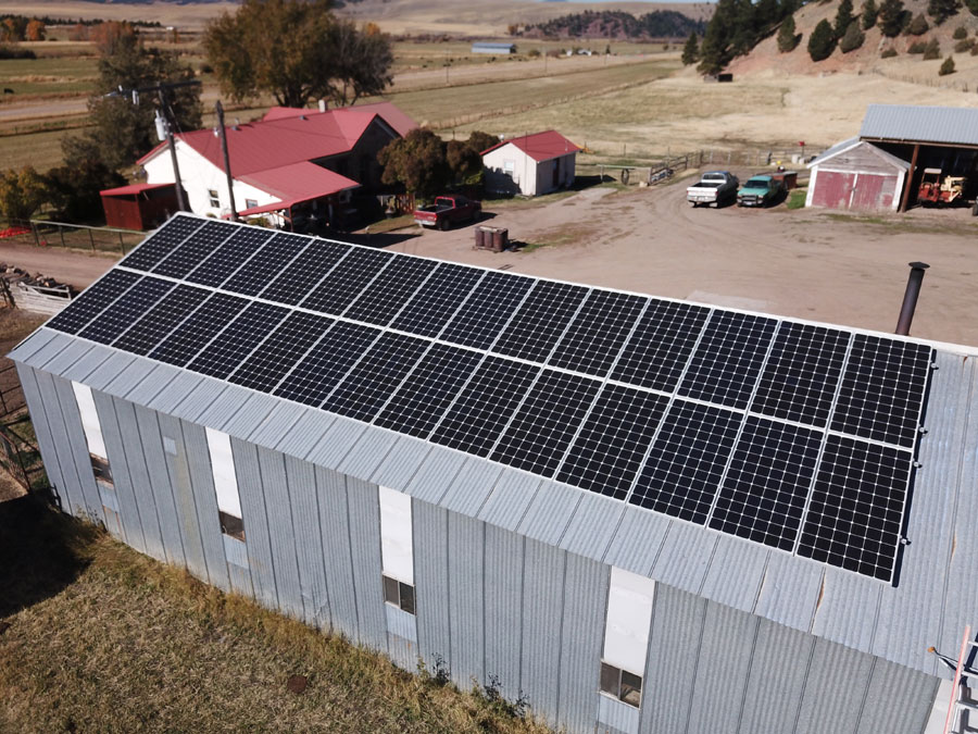 Solar Electric System Montana