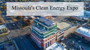 Missoula's Clean Energy Expo