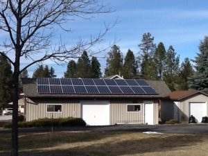 Missoula Home on National Solar Tour